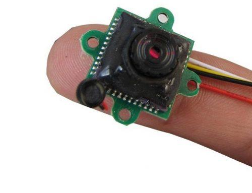 Use of Audio With Surveillance Cameras